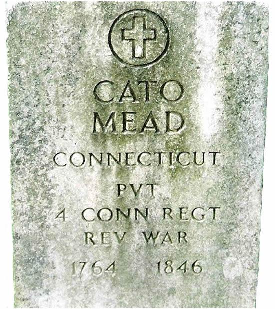 Cato Mead Stone Montrose SAR Iowa 550b